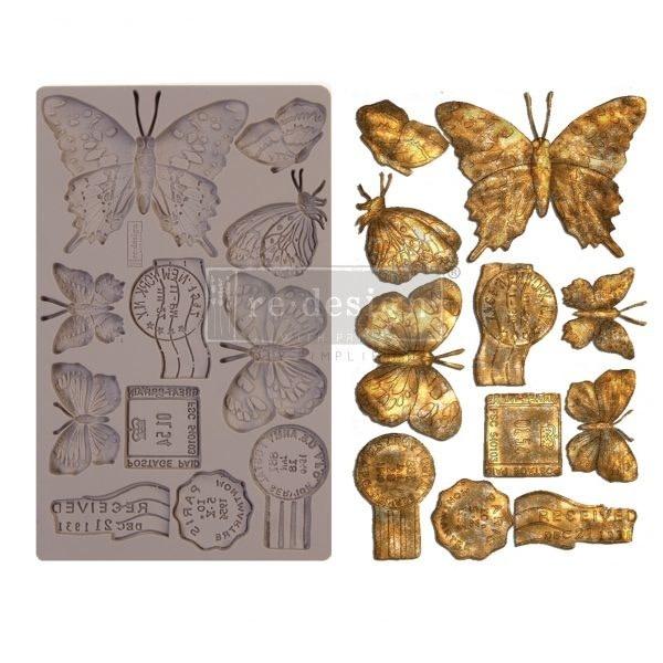 Prima Marketing prima marketing mould vlinders