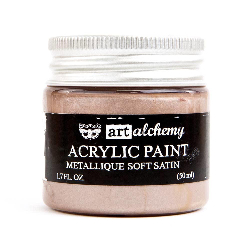 Finnabair Art Alchemy Acrylic Paint Metallique Soft Satin (964443)