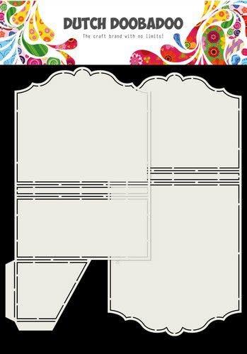 Dutch Doobadoo Dutch Doobadoo Card Art Mini album met pocket A4