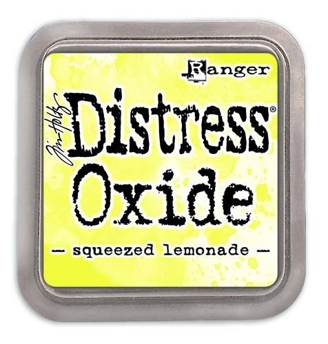 Ranger Ranger • Distress oxide ink pad Squeezed lemonade