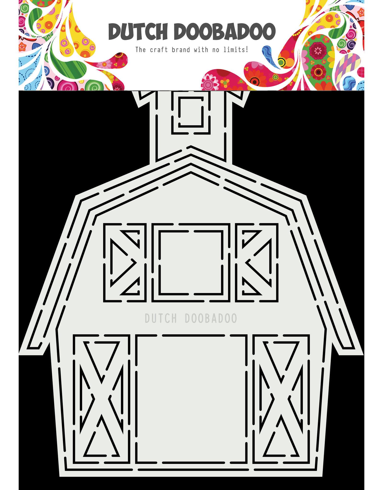 Dutch Doobadoo Dutch Doobadoo card art a5 barn