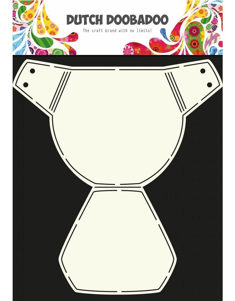 Dutch Doobadoo Dutch doobadoo dutch card art diaper a4