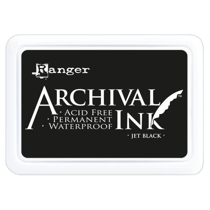 Ranger Ranger  Archival ink pad Jet black
