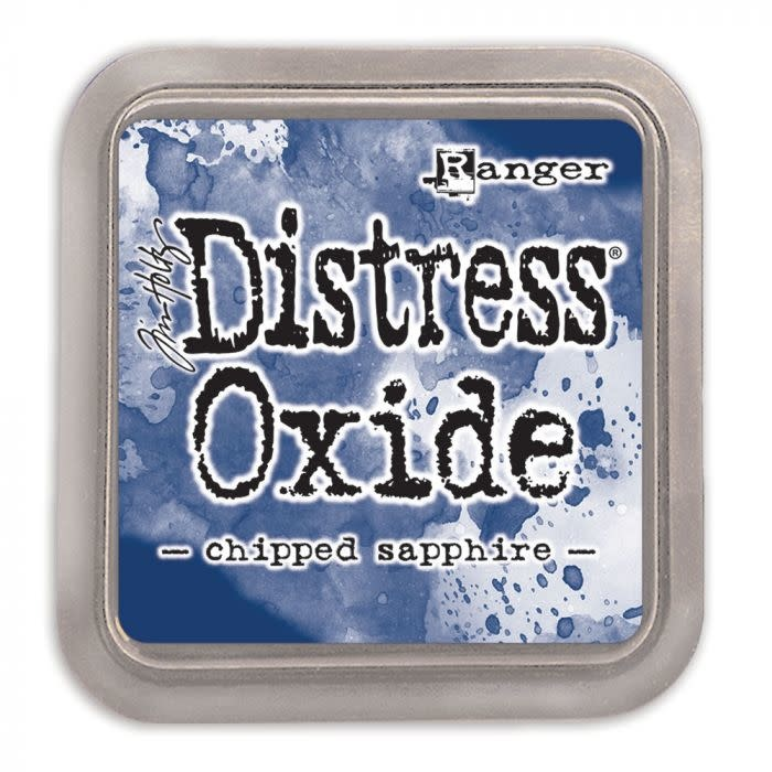 Ranger Ranger  Distress oxide ink pad Chipped sapphire
