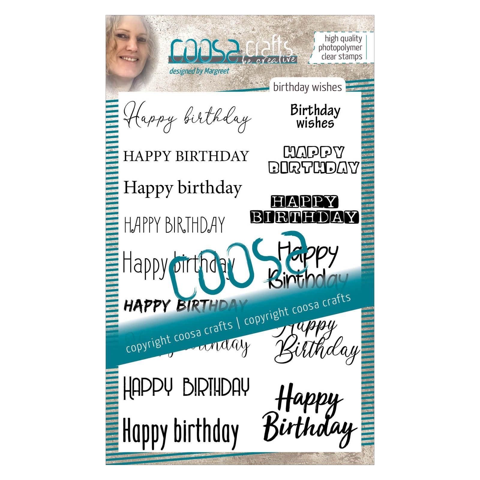 Coosa Coosa birthday wishes coc071