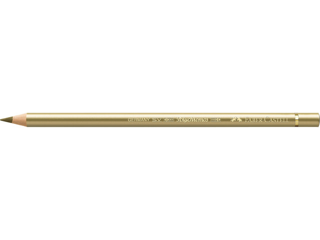 Faber Castell kleurpotlood Faber-Castell Polychromos 250 goud