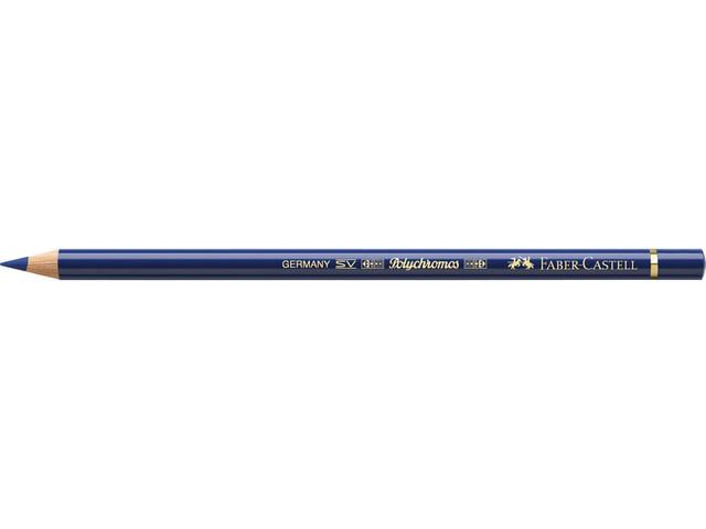 Faber Castell kleurpotlood Faber-Castell Polychromos 247 indanthreen blauw