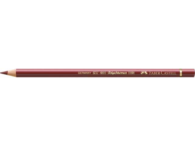 Faber Castell kleurpotlood Faber-Castell Polychromos 192 Indisch rood