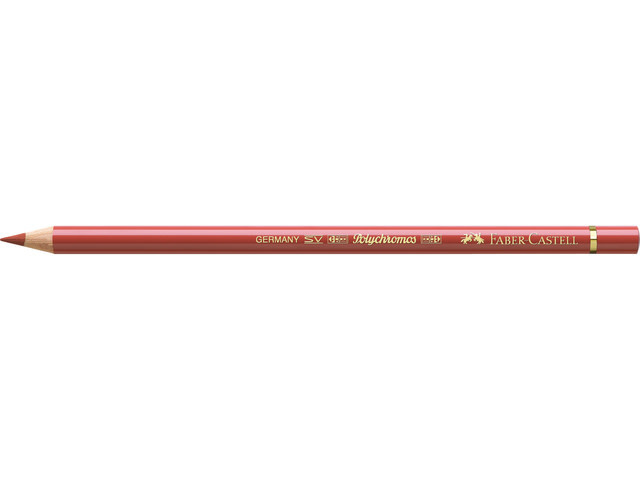 Faber Castell kleurpotlood Faber-Castell Polychromos 190 Venetiaans rood
