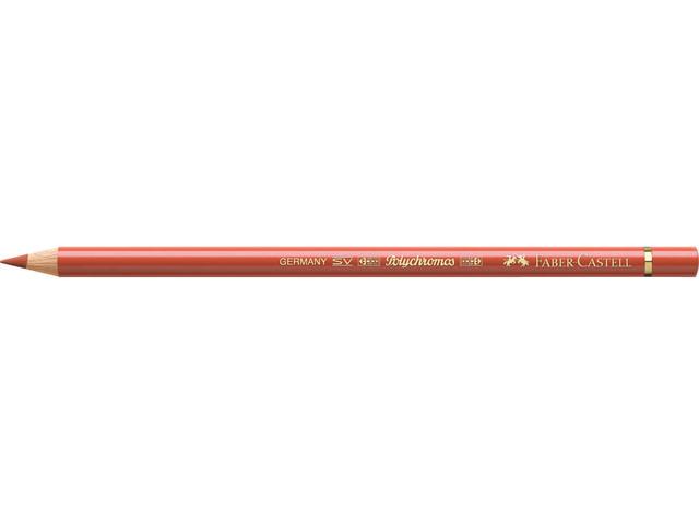 Faber Castell kleurpotlood Faber-Castell Polychromos 188 bloedrood