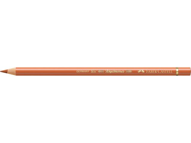 Faber Castell kleurpotlood Faber-Castell Polychromos 187 gebrande oker
