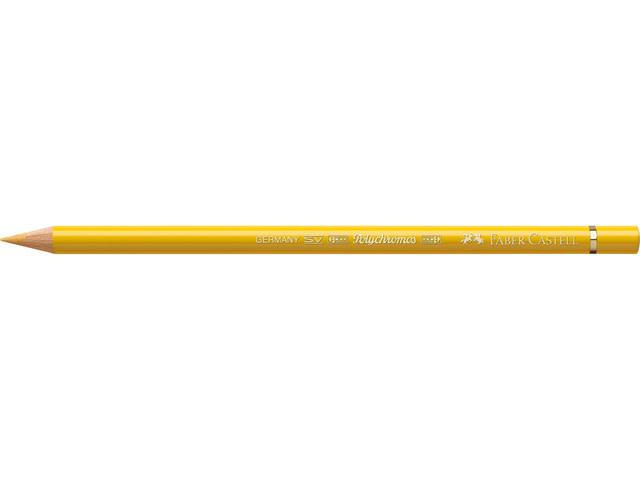 Faber Castell kleurpotlood Faber-Castell Polychromos 184 Napels donkergeel