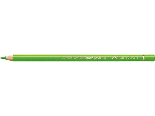 Faber Castell kleurpotlood Faber-Castell Polychromos 166 grasgroen