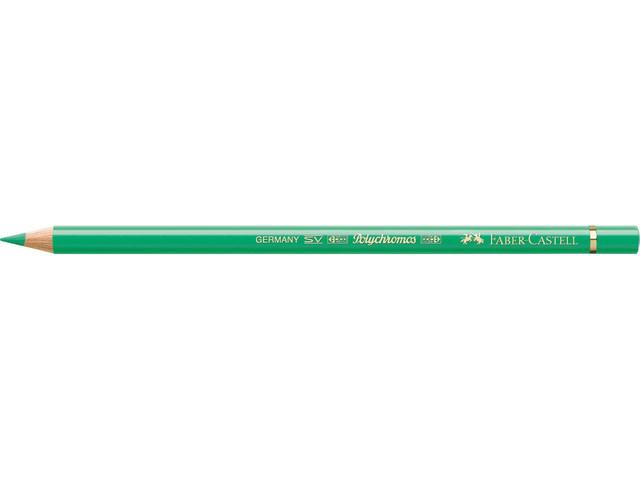 Faber Castell kleurpotlood Faber-Castell Polychromos 162 licht            phthalogroen