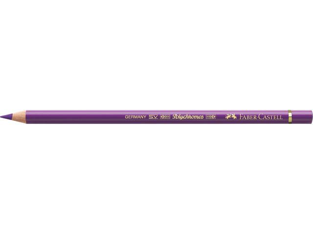 Faber Castell kleurpotlood Faber-Castell Polychromos 160 mangaan violet