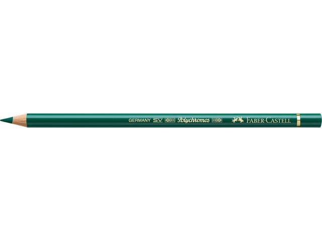 Faber Castell kleurpotlood Faber-Castell Polychromos 159 Hooker's groen