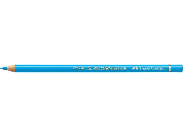 Faber Castell kleurpotlood Faber-Castell Polychromos 145 phthaloblauw fel