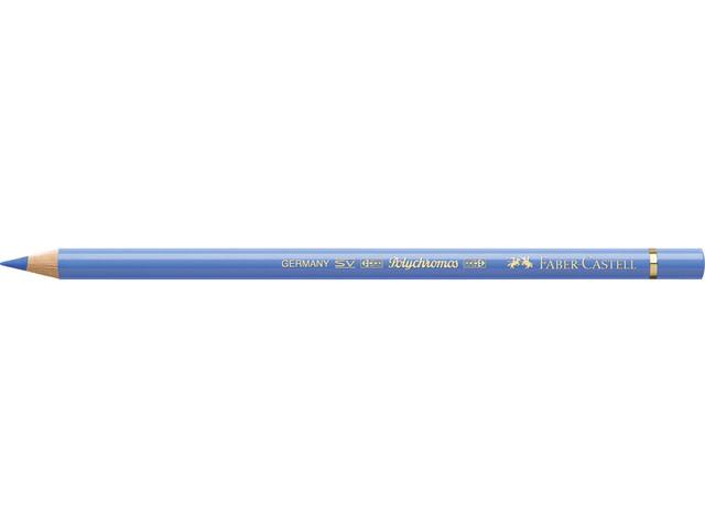 Faber Castell kleurpotlood Faber-Castell Polychromos 140 ultramarijn fel