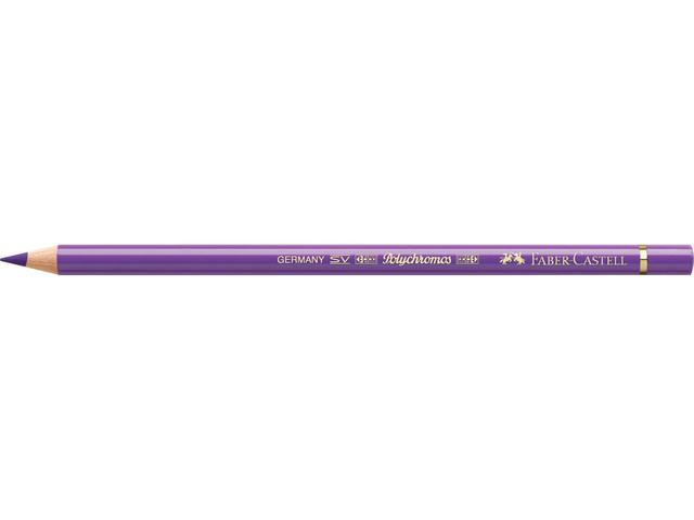 Faber Castell kleurpotlood Faber-Castell Polychromos 138 violet