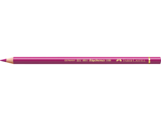 Faber Castell kleurpotlood Faber-Castell Polychromos 125 purper middel
