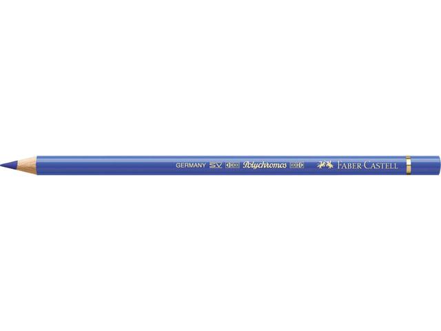 Faber Castell kleurpotlood Faber-Castell Polychromos 120 ultramarijn