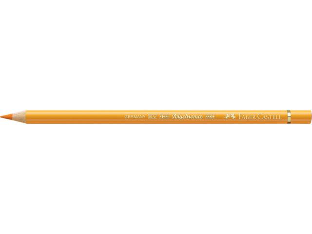 Faber Castell kleurpotlood Faber-Castell Polychromos 109 chroomgeel donker