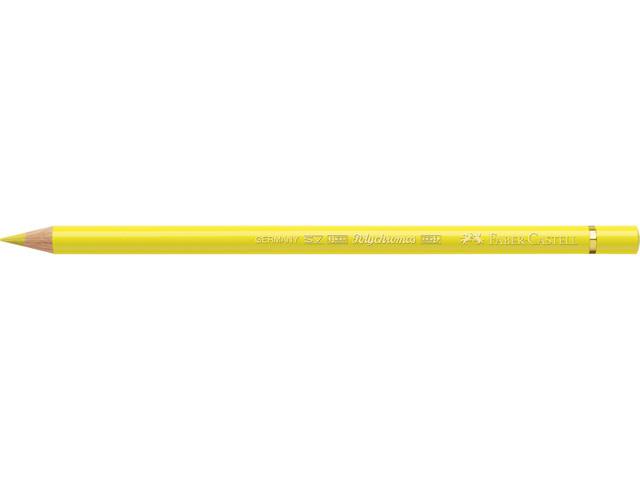 Faber Castell kleurpotlood Faber-Castell Polychromos 104 lichtgeel