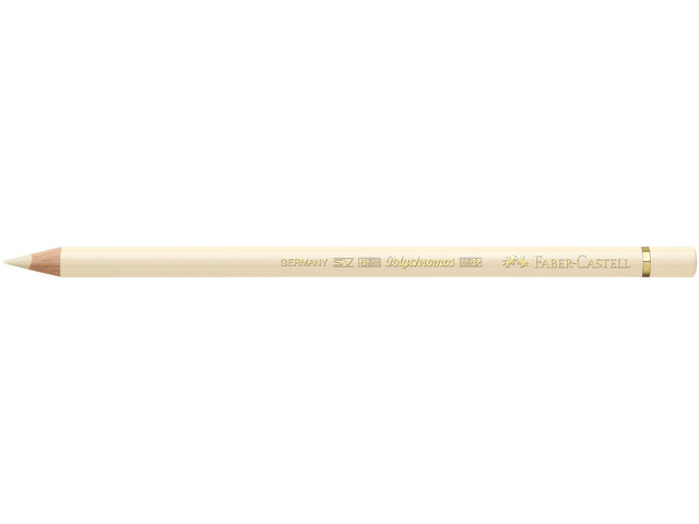 Faber Castell kleurpotlood Faber-Castell Polychromos 103 ivoor