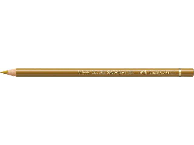 Faber Castell kleurpotlood Faber Castell Polychromos 268 groen/goud