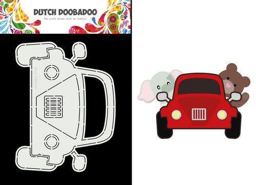 Dutch Doobadoo Dutch Doobadoo Dutch Card Art Built up Auto A4