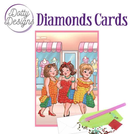 Dotty Designs Dotty Designs Diamonds Cards - Bubbly Girls Shopping