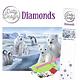 Dotty Designs Dotty Designs Diamonds - Polar Bears