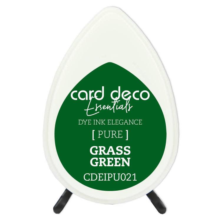 Card deco Card Deco Essentials Fade-Resistant Dye Ink Grass Green