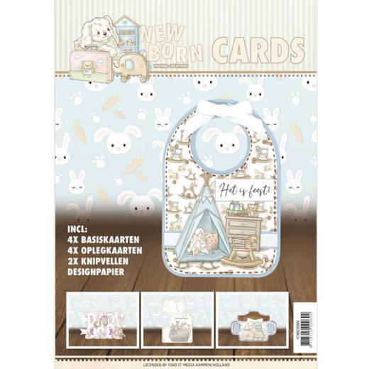 Yvonne creations Newborn Cards - Yvonne Creations - Newborn