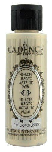 Cadence Cadence Hi-lite Metallic verf Oranje