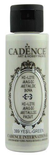 Cadence Cadence Hi-lite Metallic verf Groen
