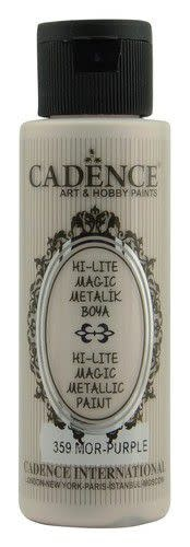 Cadence Cadence Hi-lite Metallic verf paars