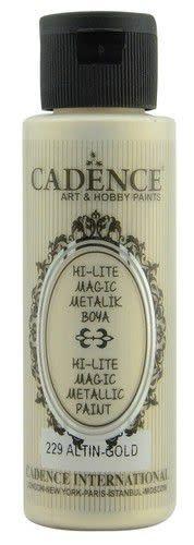 Cadence Cadence Hi-lite Metallic verf Goud