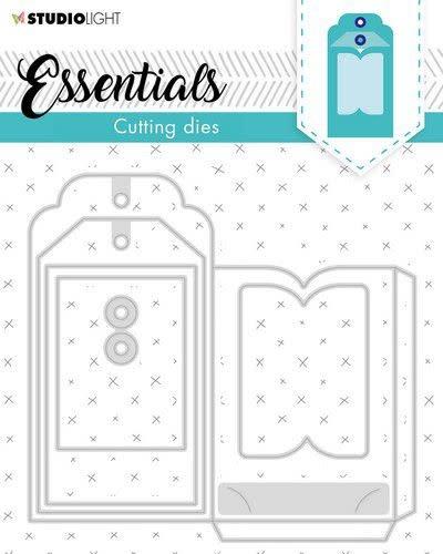 Studio Light Studio Light Cutting & Emb. Die Essentials nr.12