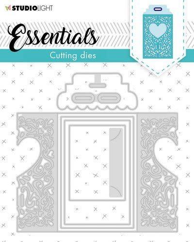 Studio Light Studio Light Cutting & Emb. Die Essentials nr.10