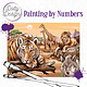 Dotty Designs Dotty Designs Painting by Numbers - Safari 2