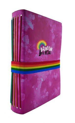 Studio Light Studio Light Rainbow Journal Marlene's World nr.13