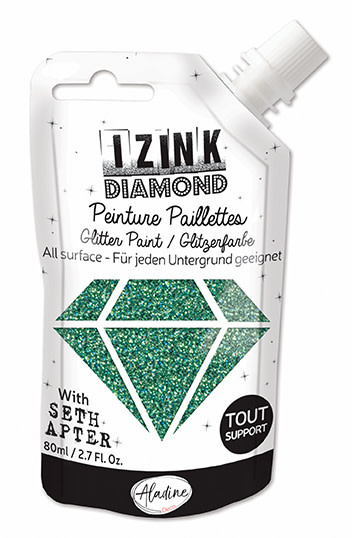 Izink IZINK DIAMOND AZURE BLUE