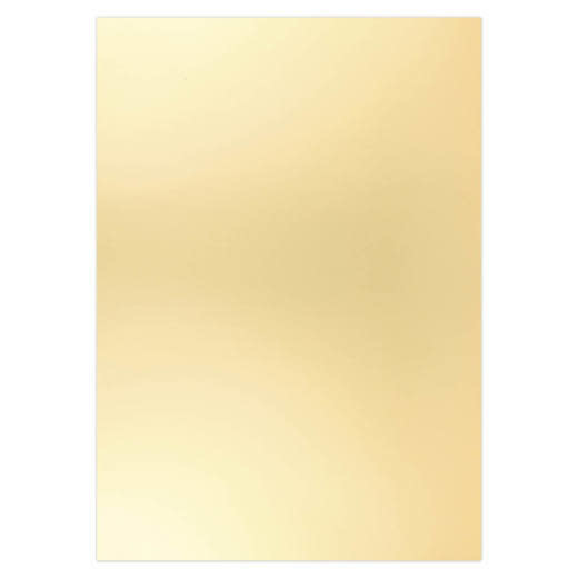 Card deco Card Deco Essentials - Metallic cardstock - Gold Omschrijving