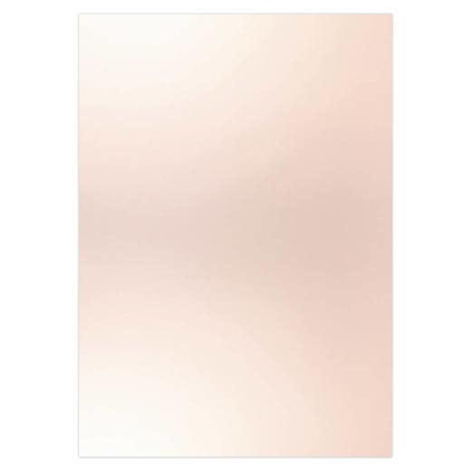 Card deco Card Deco Essentials - Metallic cardstock - Rose