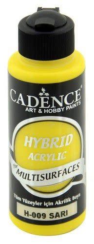Cadence Cadence Hybride acrylverf (semi mat) Geel