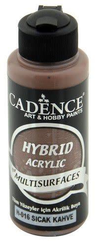 Cadence Cadence Hybride acrylverf (semi mat) Warm bruin