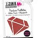 Aladine IZINK Diamond glitterverf/pasta 24 karaat- 80 ml, rood