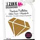 Aladine IZINK Diamond glitterverf/pasta 24 karaat- 80 ml, goud
