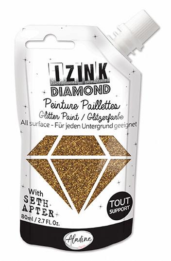 Aladine IZINK DIAMOND GOLDEN BRONZE 80 ML